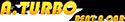 Turbo Rent a Car's Company logo